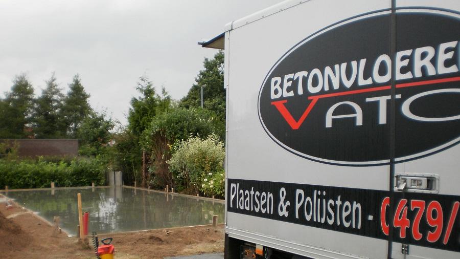 Betonvloeren VATO